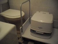 Porta Potti Duo 345